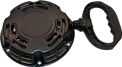 New Black Pull Start Recoil Fits TORO 121-0342