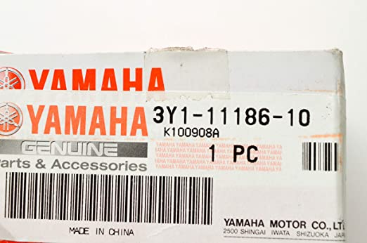 Yamaha 3Y1111861000 Cylinder Head Side Cover