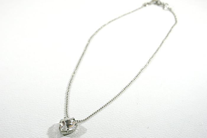fornitore ufficiale presa di fabbrica nuova versione collana girocollo con pendente cuore Swarovski cristallo ...