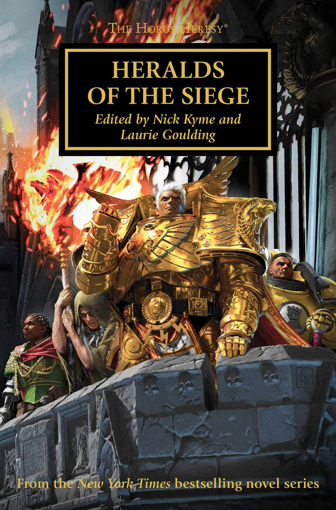 horus heresy list