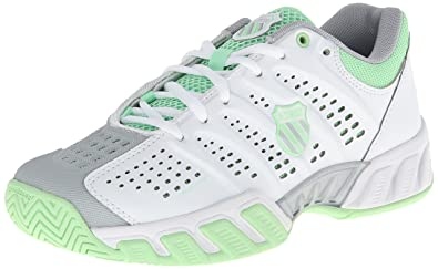 K-Swiss Performance Women s Bigshot Light LTR Tennis Shoes  Amazon ... 53530a3729e