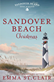 Sandover Beach Christmas (Sandover Island Sweet Romance Book 4)