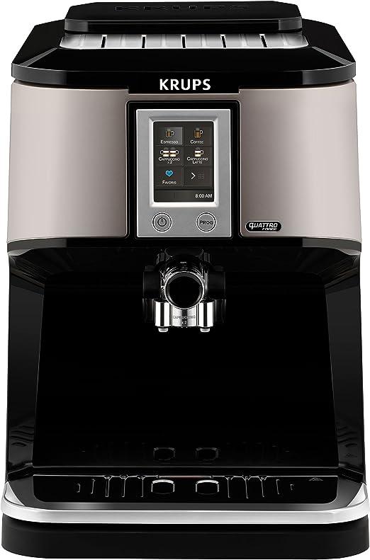 Krups EA880E Independiente Totalmente automática Máquina espresso ...
