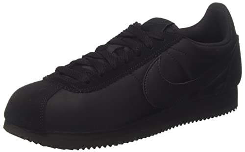 the latest 4d84e 88de5 Nike Classic Cortez Nylon, Zapatillas de Running para Hombre, Negro  Black Anthracite 007, 45 EU  Amazon.es  Zapatos y complementos