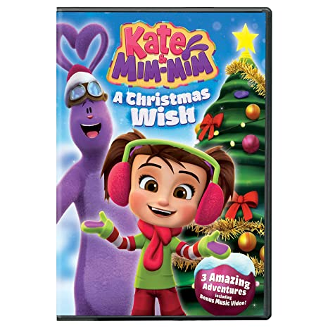 Kate & Mim-Mim: A Christmas Wish