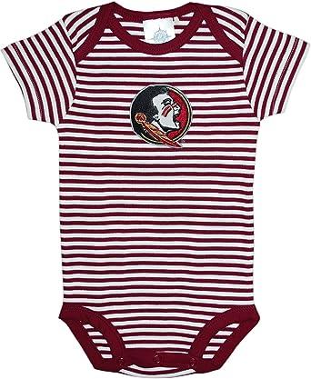 Baby bodysuit Florida State Seminoles Florida State University football jersey