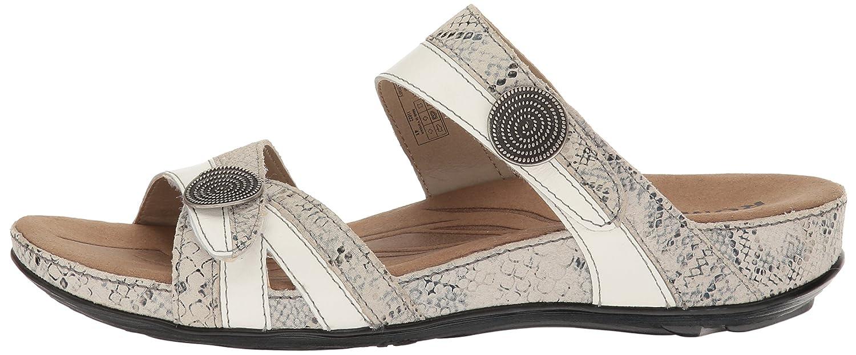 Romika Women's Fidschi 22 Dress Sandal B01M039DS5 36 EU/5-5.5 M US|White Kombi