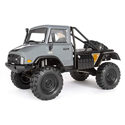 Axial SCX10 II UMG10 4WD RC Rock Crawler Electric Unassembled Off-Road Kit (Radio System, Battery, Charger, Electronics Sold Separately): 1/10 Scale, AXI90075: Toys & Games