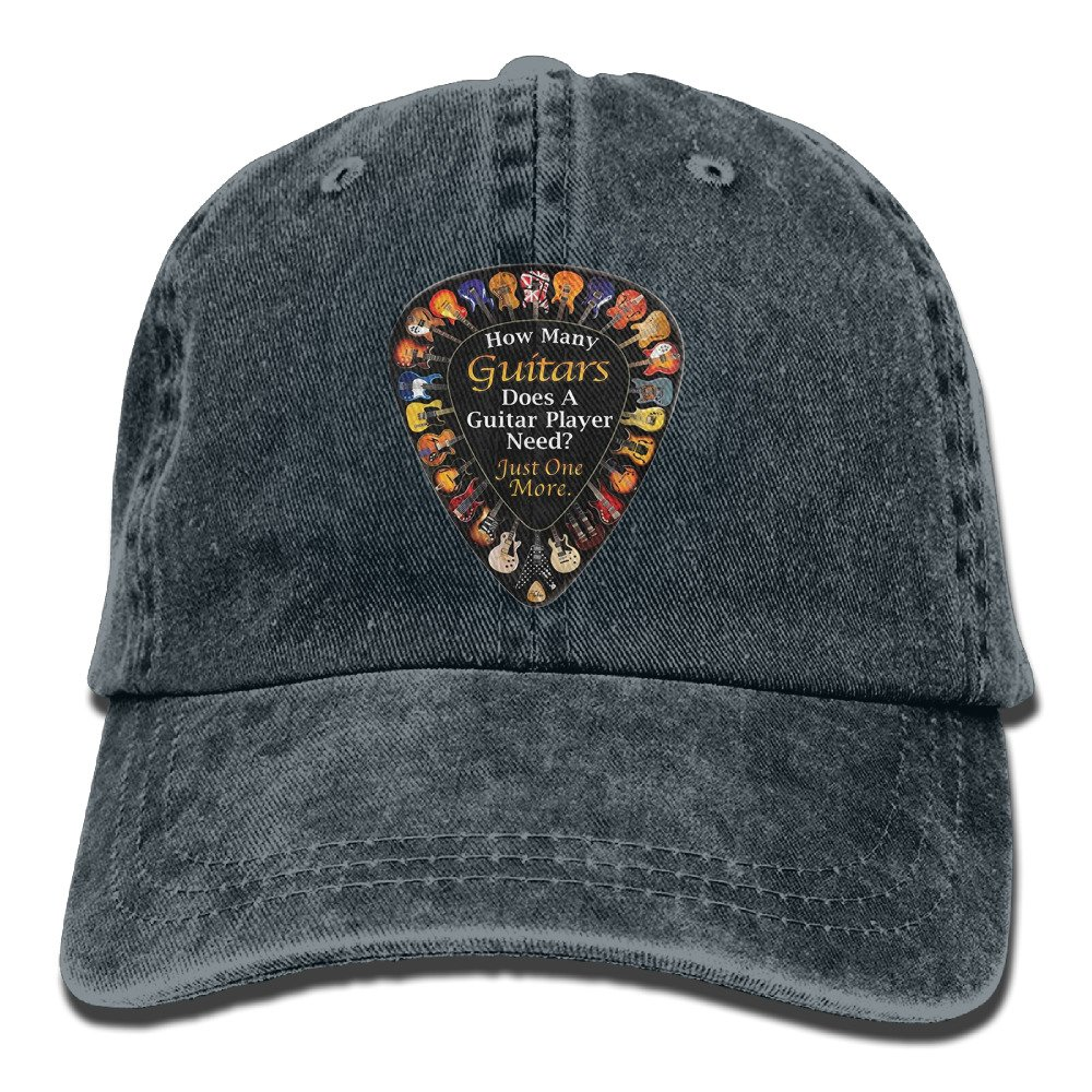 How Many Guitars Does A Guitar Player Need Baseball Hat Men And Women Summer Sun Hat Travel Sunscreen Cap Fishing Outdoors