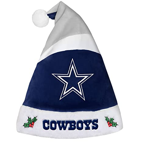 6fa9fdb0c Image Unavailable. Image not available for. Color  Dallas Cowboys Basic Santa  Hat
