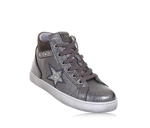 Nero Giardini - Sneaker Alta Stringata ebcbe93eb49
