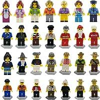 Maykid Mini Figures Set-28 Piece Minifigures Set
