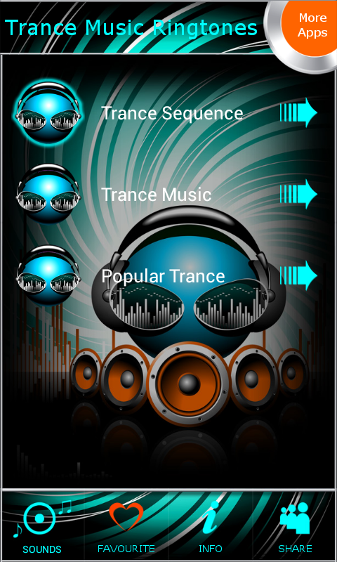 Amazon com: Trance Music Ringtones: Appstore for Android