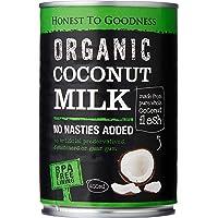 Honest to Goodness Organic Coconut Milk, 400ml