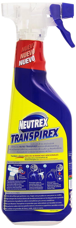 ACT LAV NEUTREX TRANSPIREX PIST 600 ML: Amazon.es: Alimentación y bebidas
