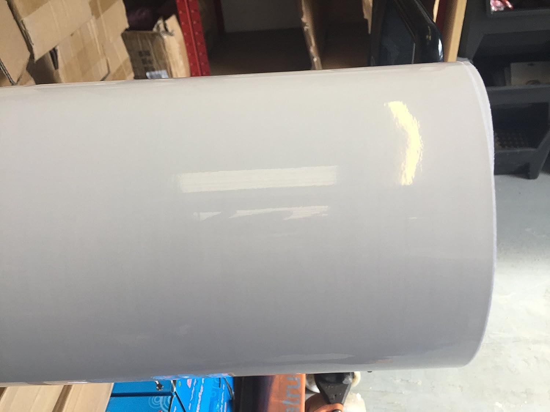3 METERS WHITE Gloss Vehicle Wrap Vinyl  610MM X 3000MM