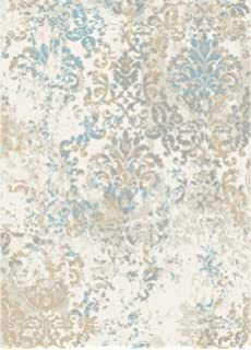 Large Distressed Rugs For Living Room 8x10 Ivory Clearance Area 8x11 Carpet