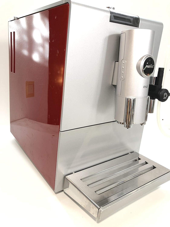 Jura 13524 ENA 7 - Cafetera espresso, color rojo: Amazon.es: Hogar