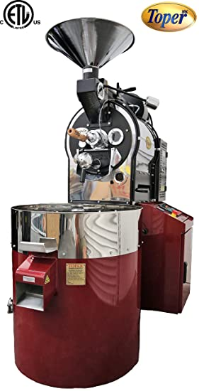 Toper Industrial Commercial Coffee Roaster Roasting Machine