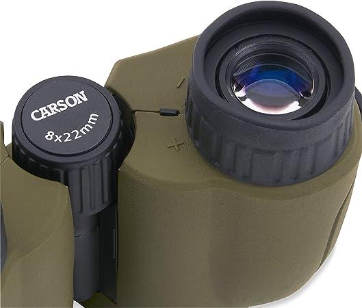 Carson Hornet 8x22 Compact Binocular