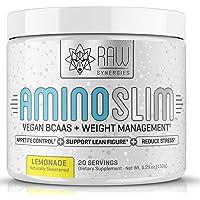 AMINO SLIM - Slimming BCAA Weight Loss Drink For Women, Vegan Amino Acids & L-Glutamine...