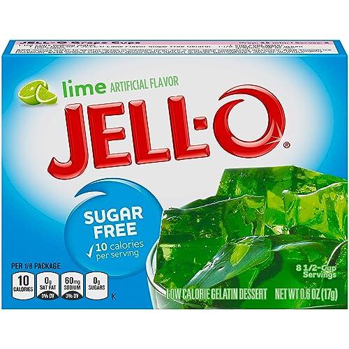 Is Jell-O Gelatin Sugar-Free Keto?