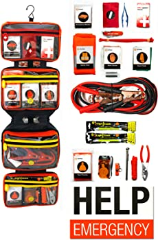 Relief Pod RP122-107K-820 Orange Roadside Emergency Kit