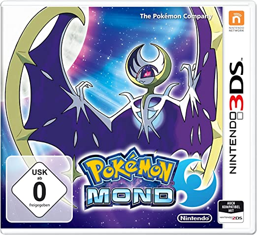 Pokémon Mond [3DS] Nintendo 3DS Amazon Games