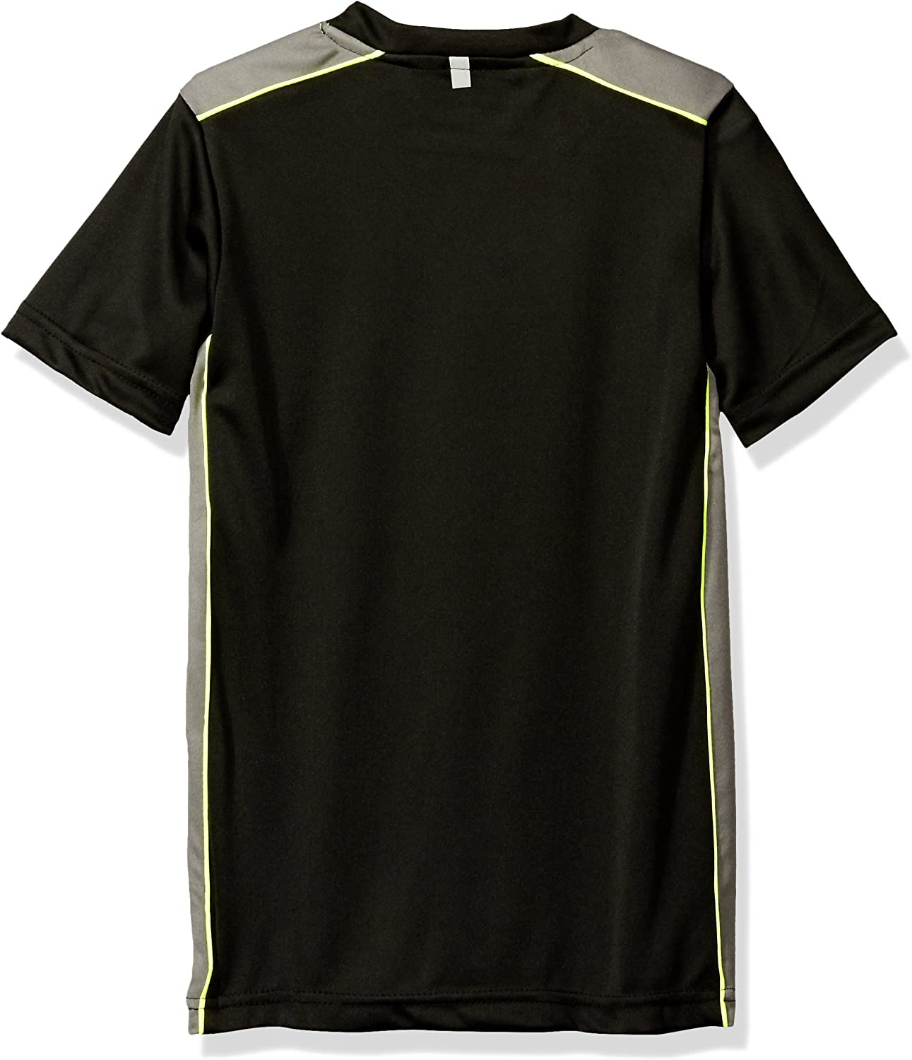 RPX Boys Slim Size Training Shirt with Piping