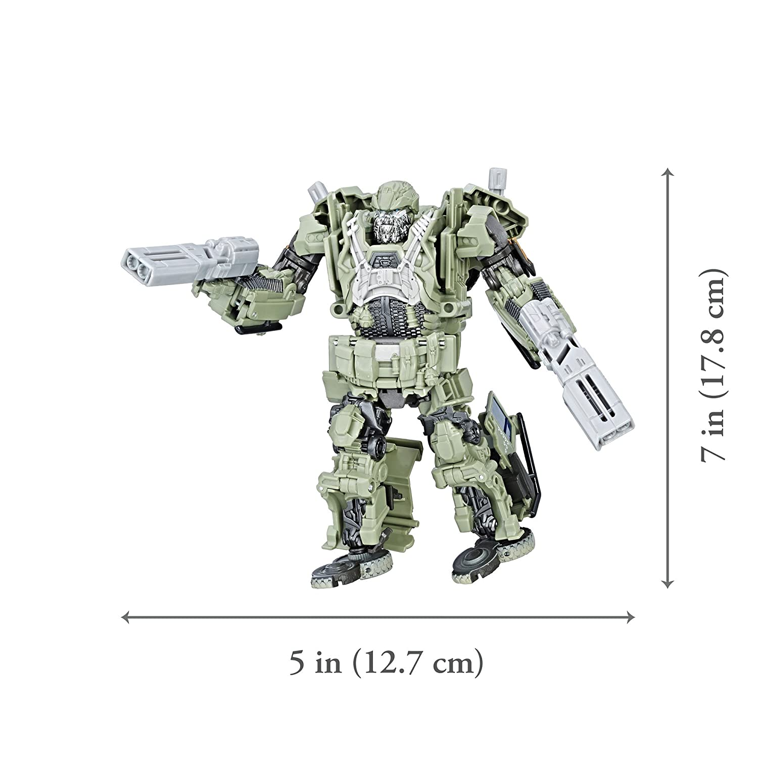 Transformers The Last Knight Premier Edition Voyager Class Autobot Hound Hasbro C0891