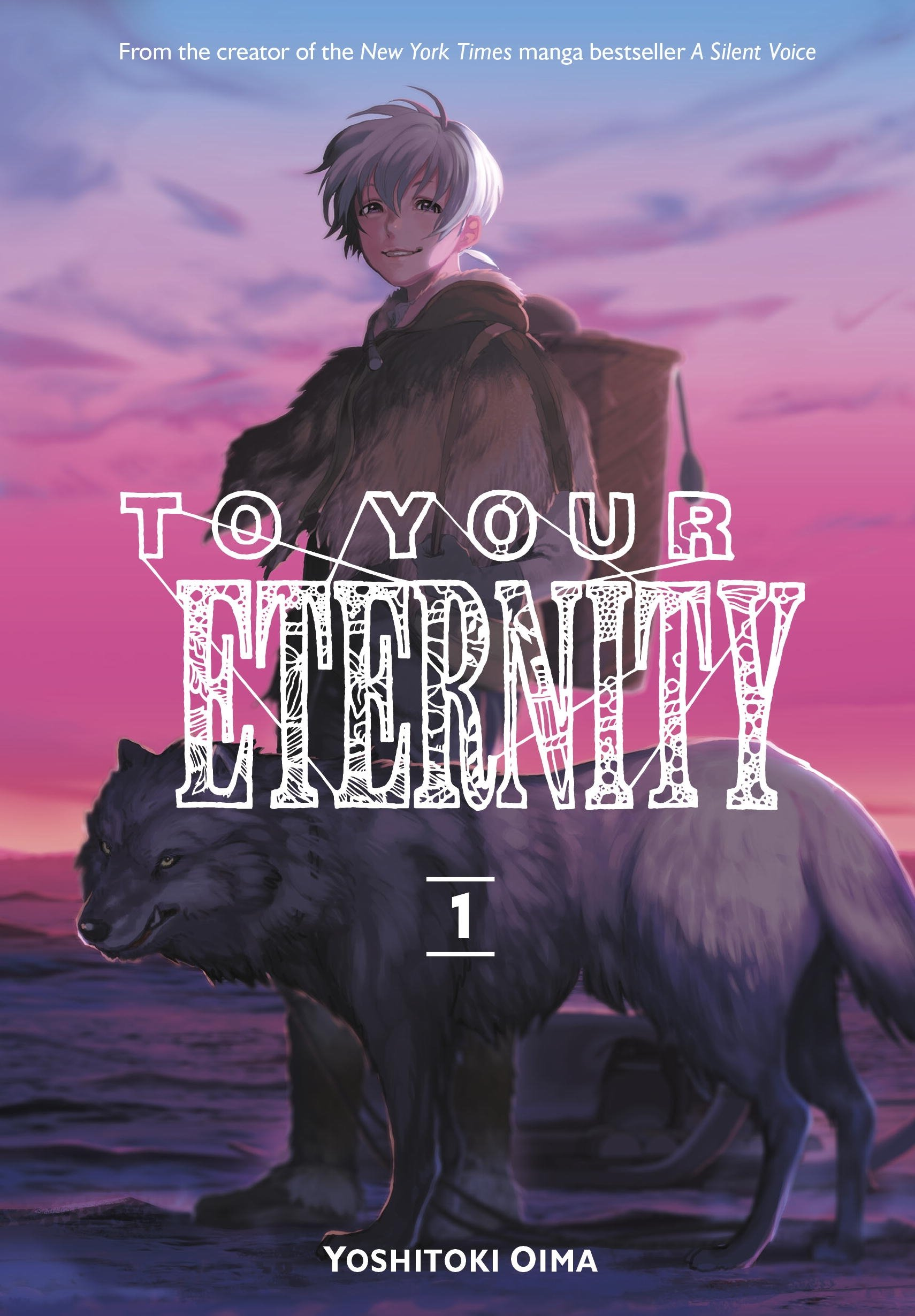 Amazon.com: To Your Eternity 1 (9781632365712): Oima, Yoshitoki: Knihy
