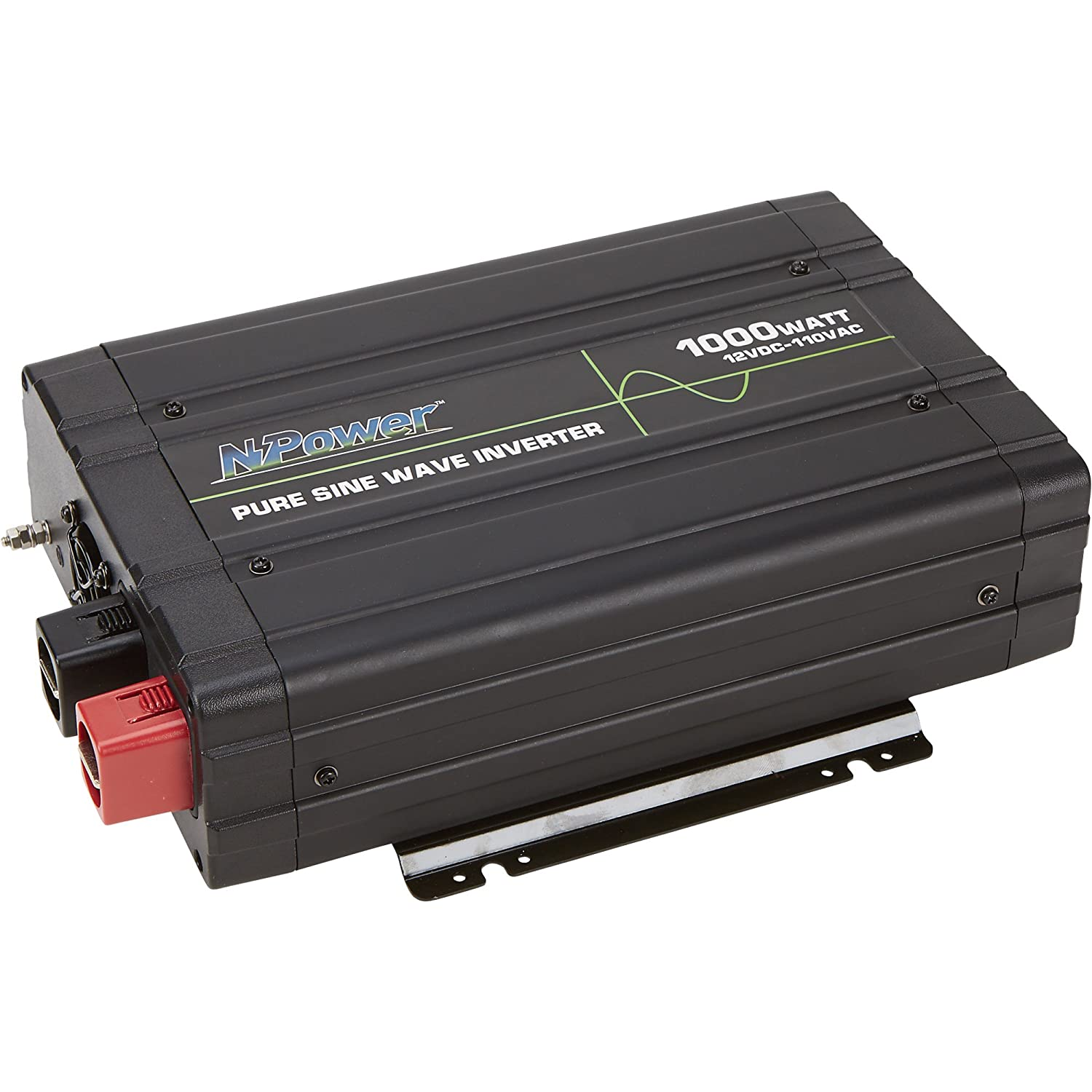 Npower Xrp Pure Sine Wave Power Inverter With Remote True Idea Control 900 Watts Home Audio Theater