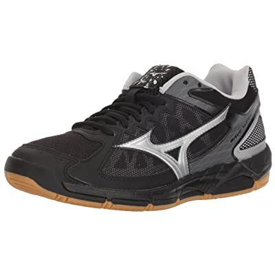 WAVE SUPERSONIC WOMENS BLACK-SILVER 10 Black/Silver: Sports & Outdoors