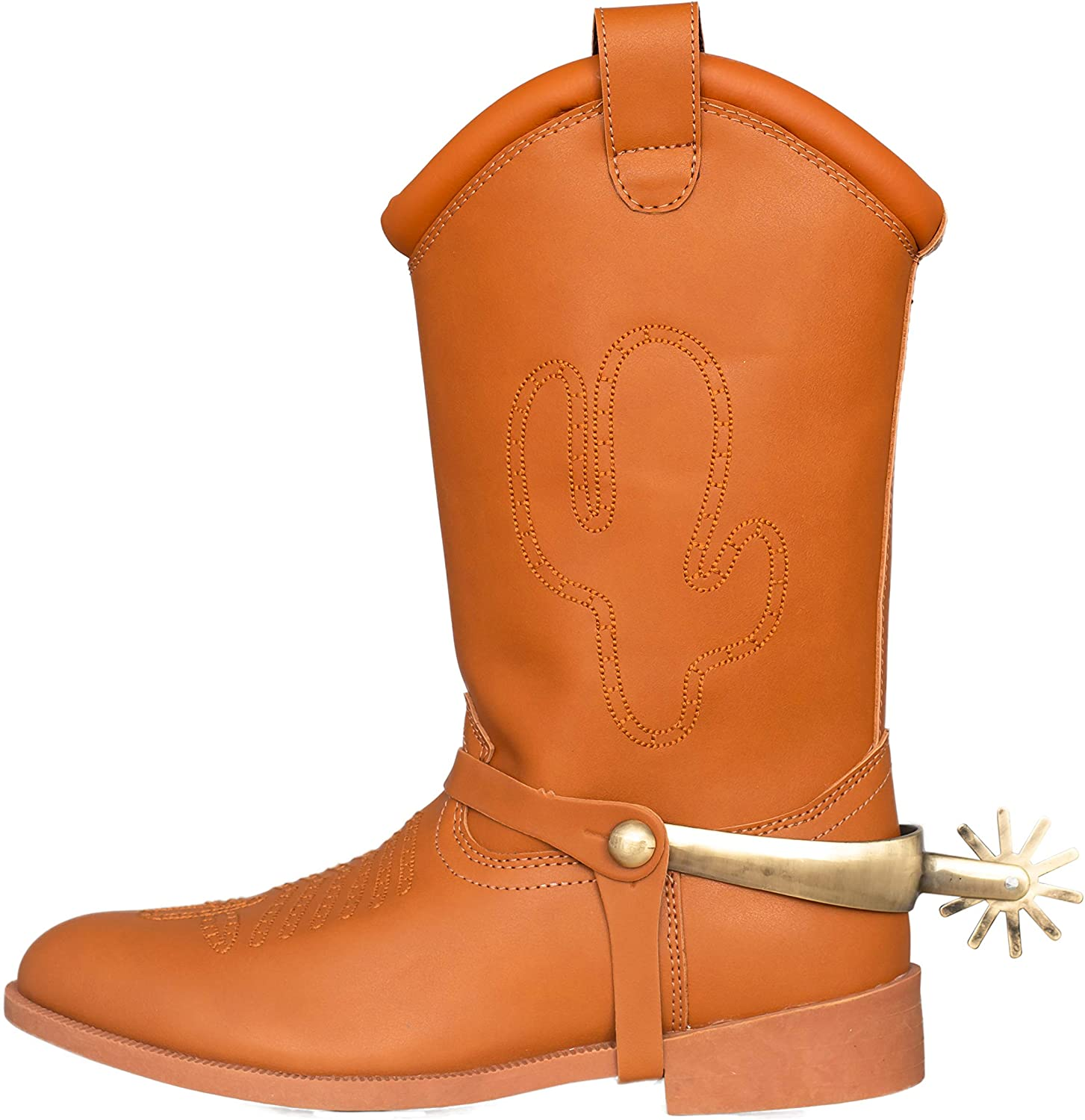 Adult Cowboy Sheriff Woody Deluxe Costume Boots