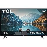 "Pantalla TCL 40"" FHD Smart TV LED 40S331-MX Roku TV (2020)"