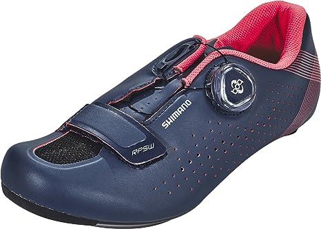 Shimano SHRP5PC370WN00 - Zapatillas Ciclismo, 37, Azul, Mujer