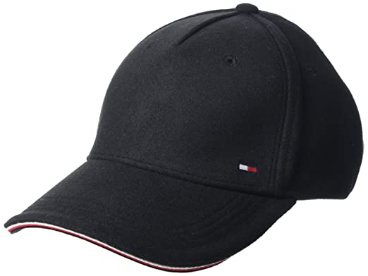 b4b78e937a478 Tommy Hilfiger Men s Melton Corporate Cap Baseball