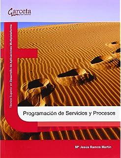Programación de servicios y procesos (Texto (garceta))