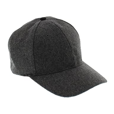 Gertex Luxurious Fitted Molten Styled Wool Baseball Hat at Amazon ... 3ce9052eeca