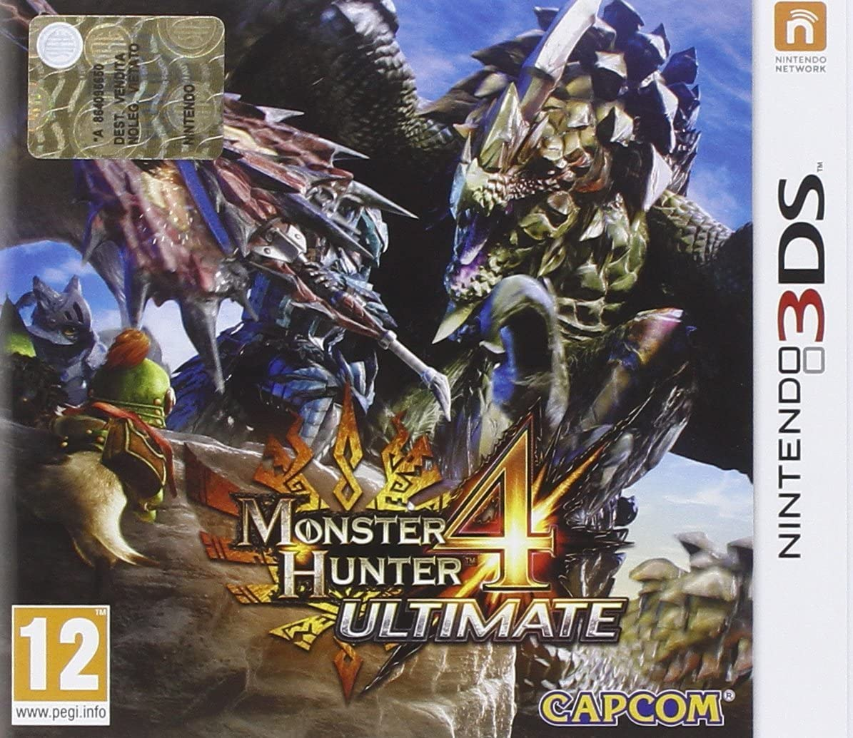 Monster Hunter 4 Ultimate: Amazon.es: Videojuegos