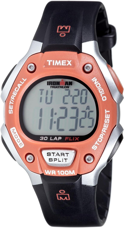 Timex Ironman T5K311 - Reloj Unisex de Cuarzo, Correa de Goma ...
