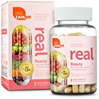 90 Zahler Real Beauty Multivitamin, Complex Targeting Skin Hair & Nails