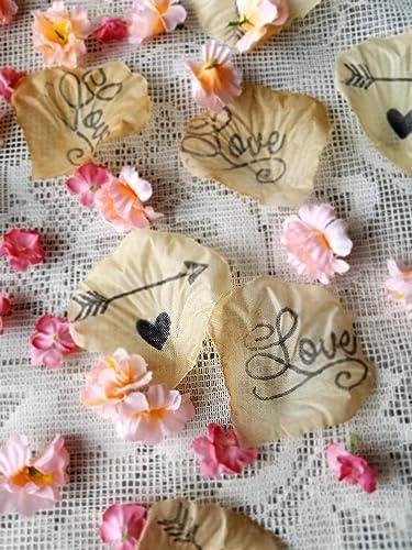 Amazon Bohemian Wedding Decorations Wedding Confetti For