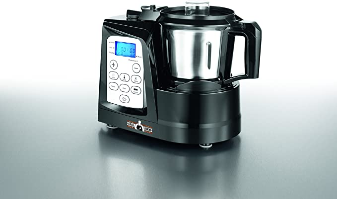 TV Unser Original 6334 - Robot de cocina, 1400 W, color negro: Amazon.es: Hogar