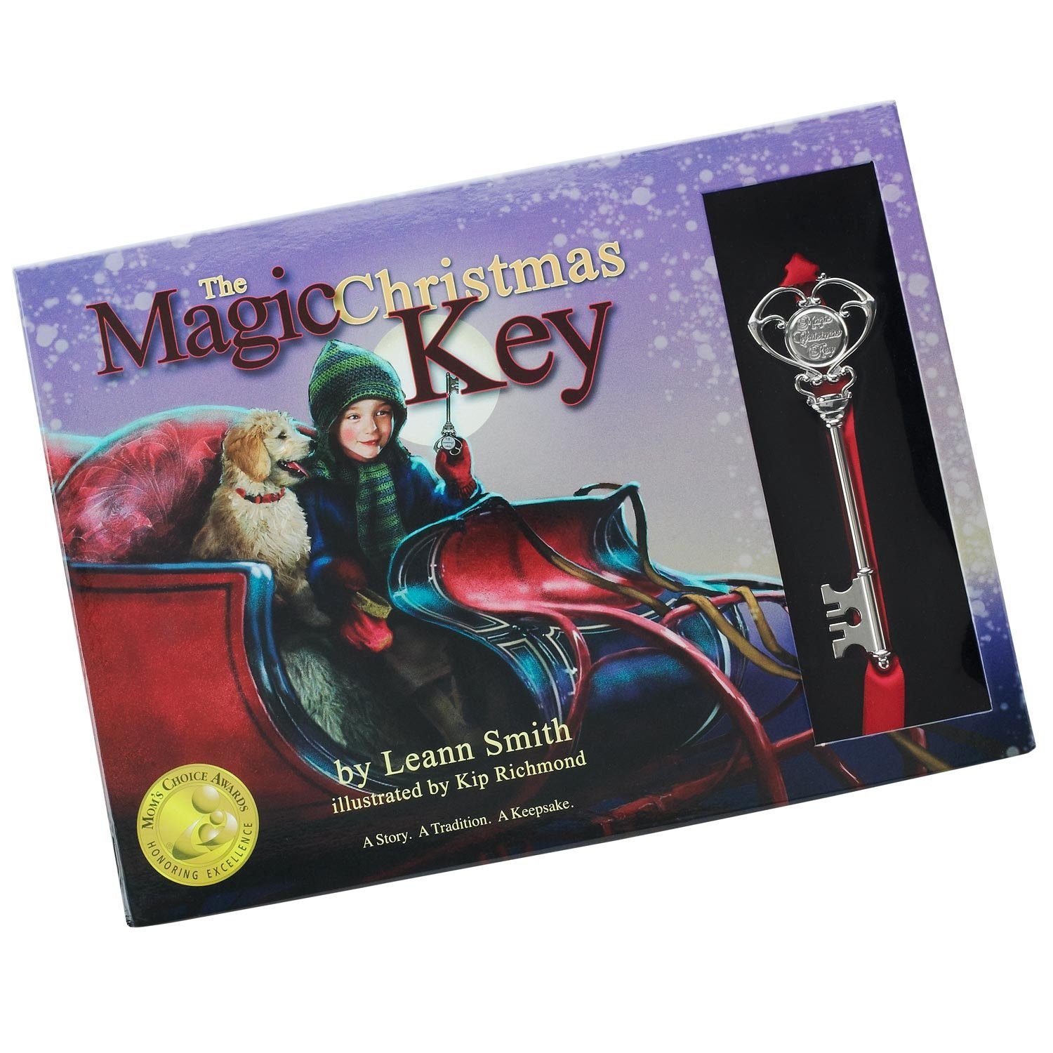Download The Magic Christmas Key Book and Key Gift Set PDF
