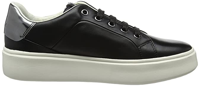 Amazon.com | Geox Womens Sneakers D Nhenbus A Nappa Leather Casual Shoes | Fashion Sneakers