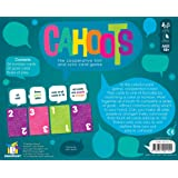 """Gamewright Cahoots – the Cooperative Hint and Sync Card Game Multi-colored, 5"""""""