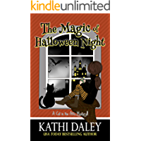 A Cat in the Attic Mystery: The Magic of Halloween Night (Book 5 in 5 book series) book cover