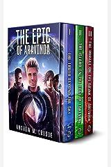 The Epic of Aravinda Trilogy: Tropical Sci-Fi Box Set Kindle Edition