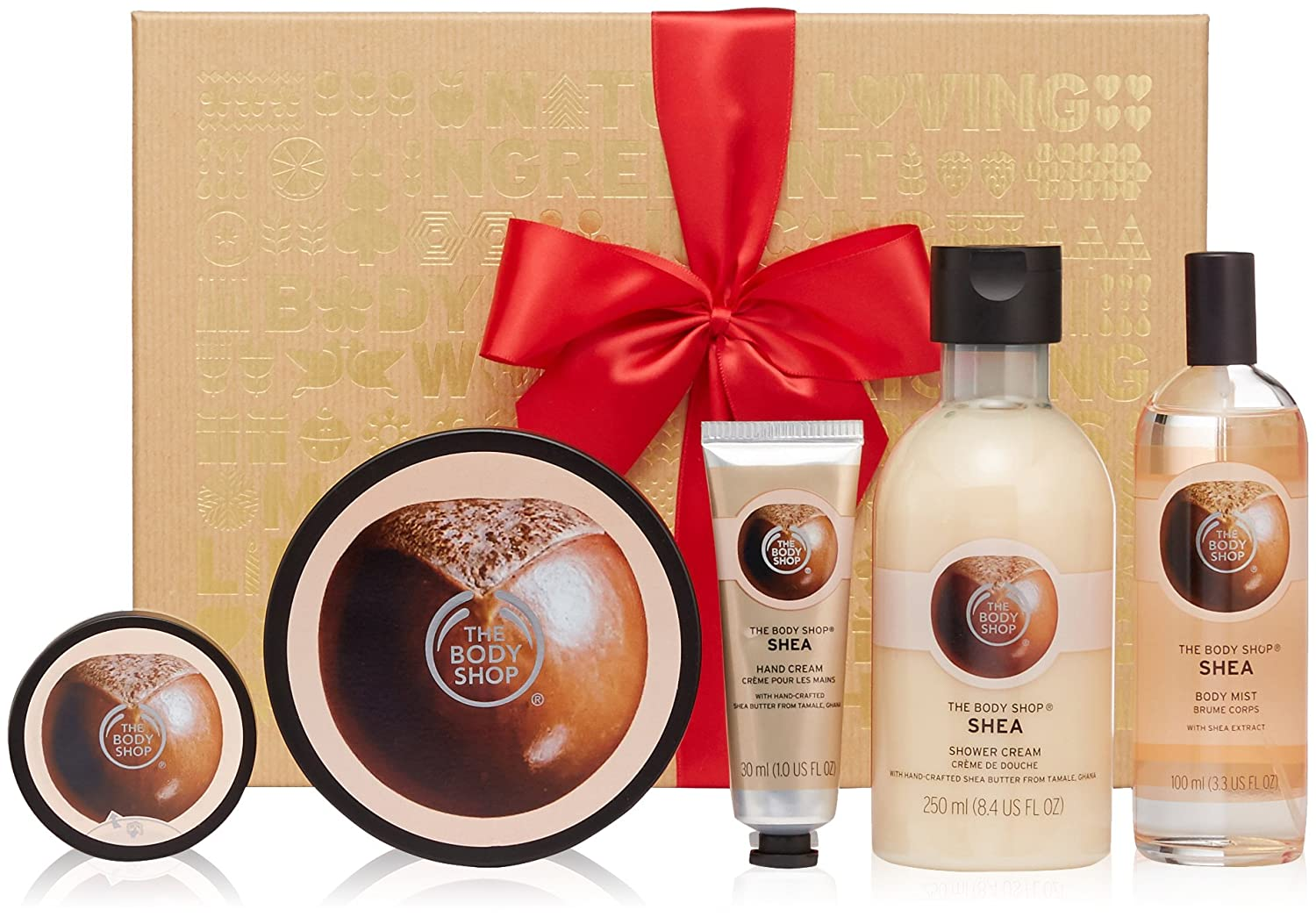 Buy The Body Shop Shea Premium Selection Medium Gift Set Online at ...